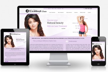 wordpress-beauty-and-laser-centre-website