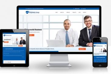 wordpress-hospitality-website