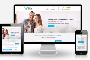 wordpress-rental-property-management-website
