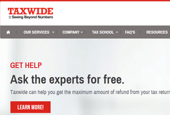 commercial website