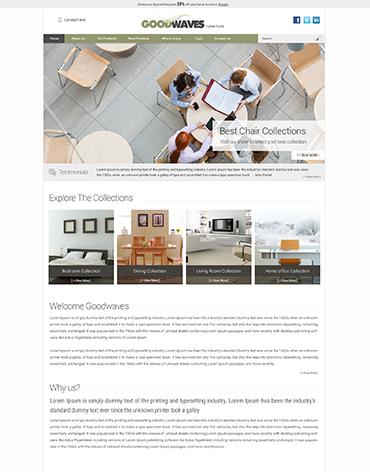 Direct Web Design - Good Waves