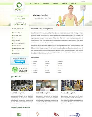 Direct Web Design - Girlled Restaurant